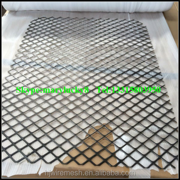 Diamond Expanded Metal Mesh Grating Expanded Metal Grating