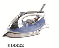 Full function steam iron for cloth