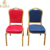 Hotel luxury dining chair metal elegant hotel banquet chair Factory