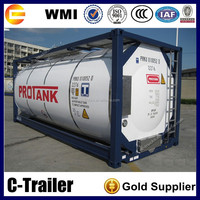LPG ISO Tanker Container for sale