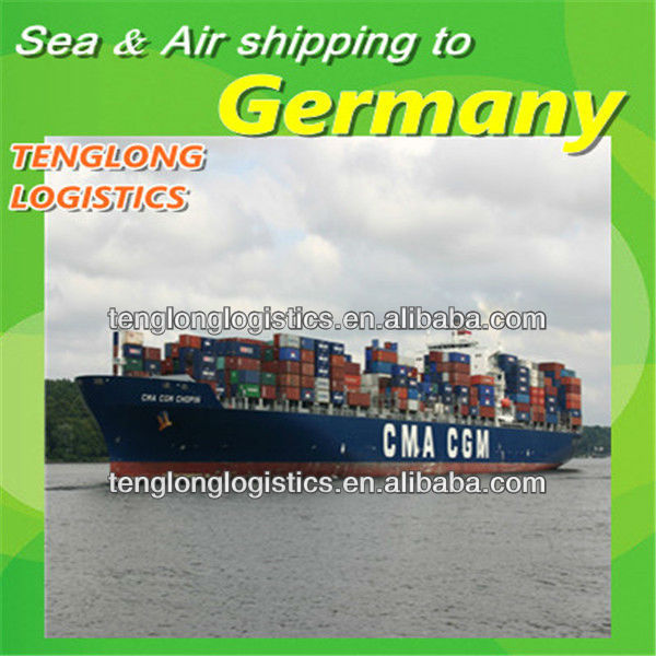 Cargo to Hamburg and Bremen of Germany from China Ningbo Qingdao Tianjin