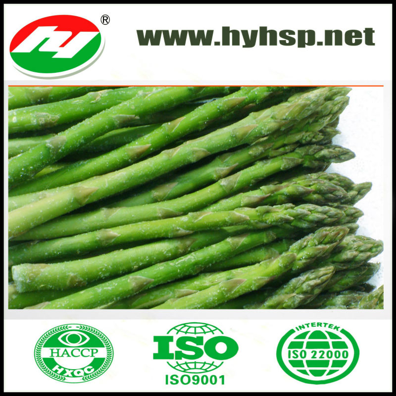 Frozen Vegetable Green Asparagus