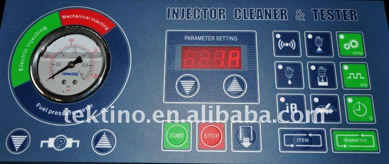 Hot sale, Tektino INJ-6B Fuel Injector Cleaner!
