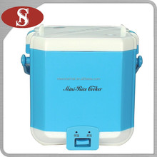 Top selling car travel electric rice cooker with steamer