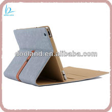 Genuine leather for apple ipad mini case