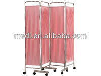 Stainless steel hospital ward screen YA-HS002 foldable screen