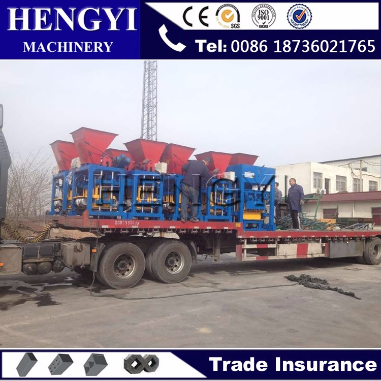 Hot sales portable red soil block making machine/tiger stone brick laying machine/cement brick machine cost