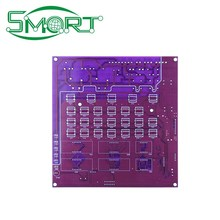 Smart bes Shenzhen Electronic Circuit Board PCB Assembly PCB Copy PCB Material Raw