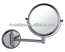 HSY-1286 high-end makeup mirror professional double side bath mirror