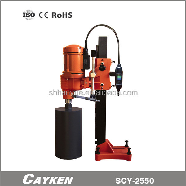 stepless speed regulation brick cutting tools hand electric drill sigma tile machine SCY-2550