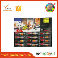 Super glue manufacturer for electronic cyanoacrylate adhesive
