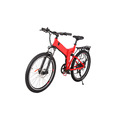Unisex Folding Electric Bike Mountain 250 Watt 36V 7 Speeds Ebike for Outdoor Recreation Bicycle