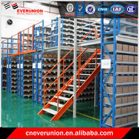 High Quality Warehouse Storage Mezzanine Rack