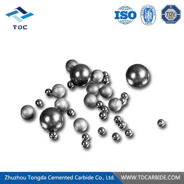 high quality titanium carbide ball