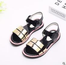 New children shoes lovely design fashion beach kids shoes girls sandals