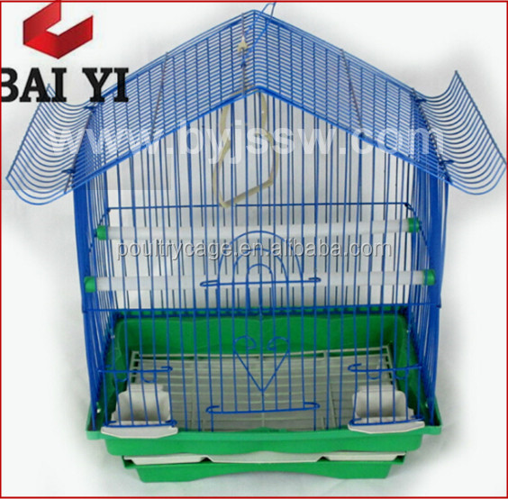 Made In China Building A Middle Size Metal Bird Cage