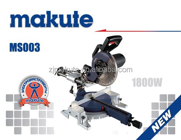 MAKUTE miter saw MS003 255MM dewalt table saw