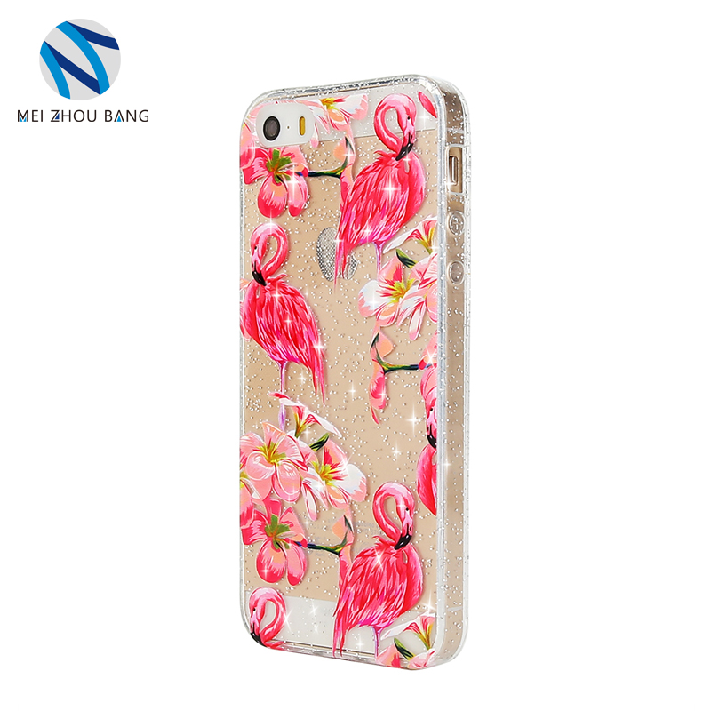 MEI ZHOU BANG high quality TPU mobile phone case for iphone 6s back cover case