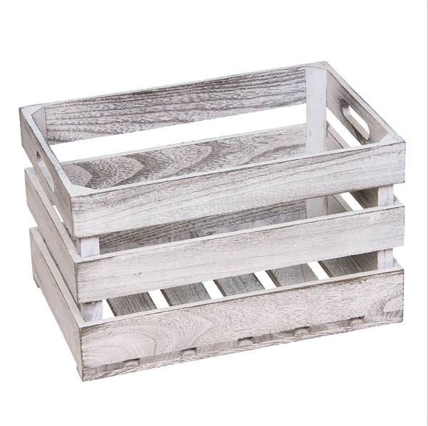good quality eco-friendly strong wooden crate box