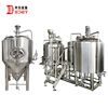 Stainless steel 500l beer brewing equipment micro brewery equipment