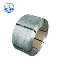 0.22mm electro galvanized steel wire high carbon steel wire