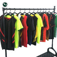 Factory price used clothing sports uniform in bales/basketball uniform sport used clothing