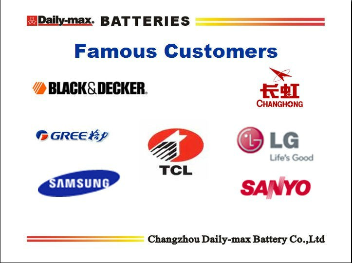 Zinc Carbon AAA size 1.5V dry battery