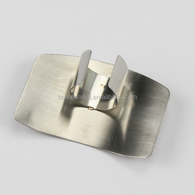 Stainless Steel Cutting Finger Guard