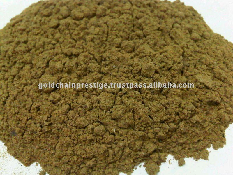 Steam Dried Fishmeal Crude Protein 60%