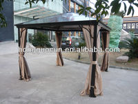 Luxurious canopy beach /gazebo pavilion/sun tent