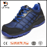 CE High Quality Safety Industrial Footwear, Security Guard Work Boots, Woodland Safety Shoes for Engineers