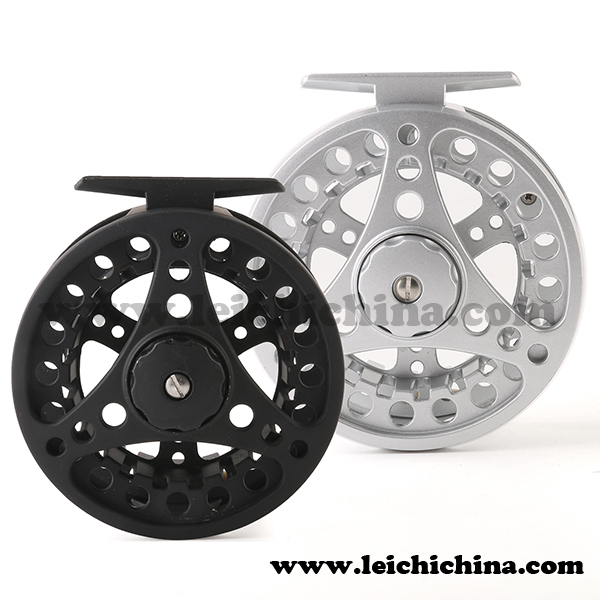 Aluminum frame and spool die casting cheap fly fishing for Discount fly fishing