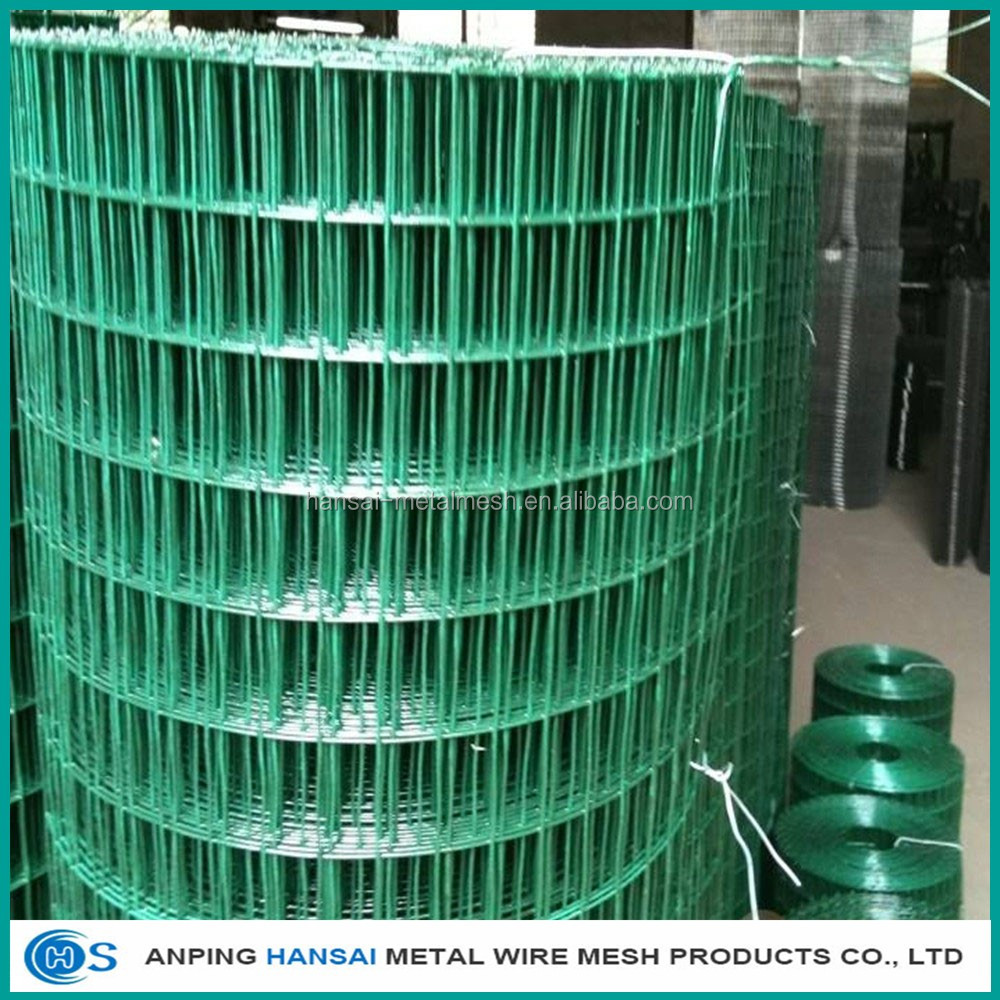 "3/4"" Galvanized Welded Wire mesh /1/2"" Welded Green Mesh(Direct Factory)"