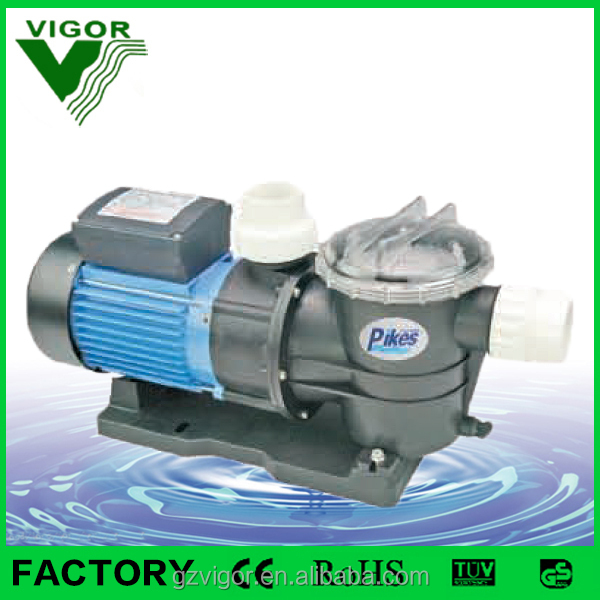 Factory high pressure plastic circulate pump for swiming pool,efficient pump for pool water treatment facilities