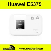 Unlocked Huawei E5375 150Mbps 4G LTE Wireless Mobile Hotspot Wifi Router Modem
