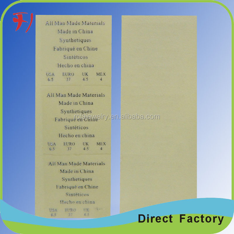 hot stamp Clear transparent adhesive labels,organic health food sticker Customized Roll edible oil label