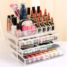 Excellent Cosmetic Store Design of Makeup Storage Cabinet
