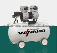 low pressure portable oil less direct 8L air compressor for sale