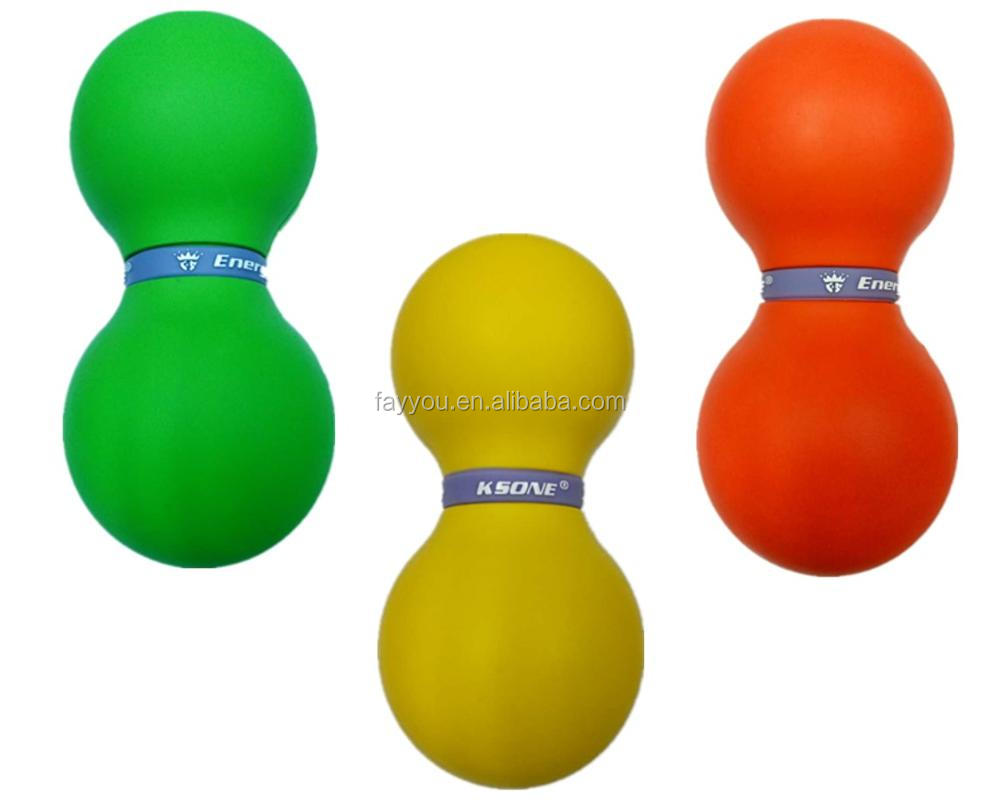 Deep Tissue Physical Therapy Massage, Double lacrosse ball