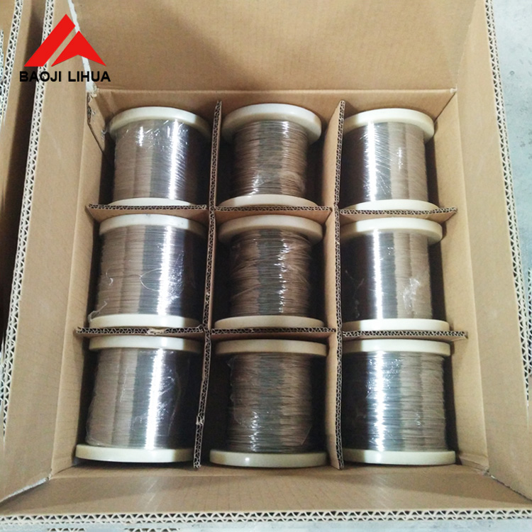 Super Elastic Nitinol Wire dia0.1mm Price