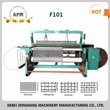 Full Automatic Crimping Wire Mesh Making Machine for sale