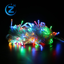 Twinkle holiday lighting IP44 programmable wireless glitter color changing outdoor decorative led sparkling tree christmas light