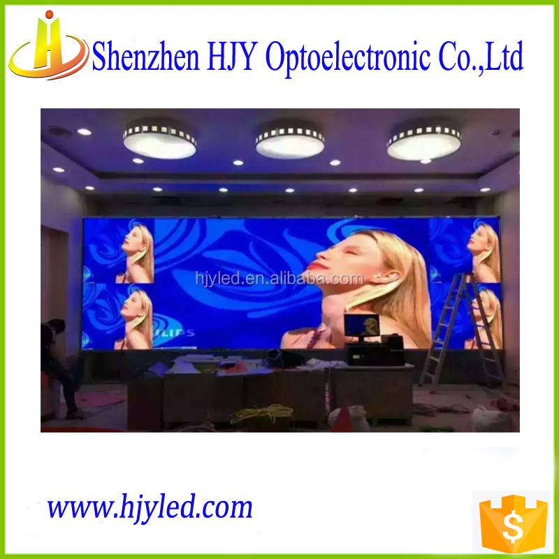 4.81mm second hand led display screen with high quality