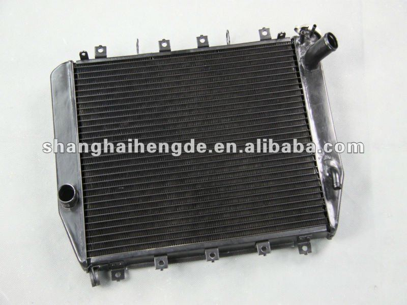 OEM Motorcycle replacement Radiator for Kawasaki ZX12R ZX-12 00-05 00 01 02 03 04 05