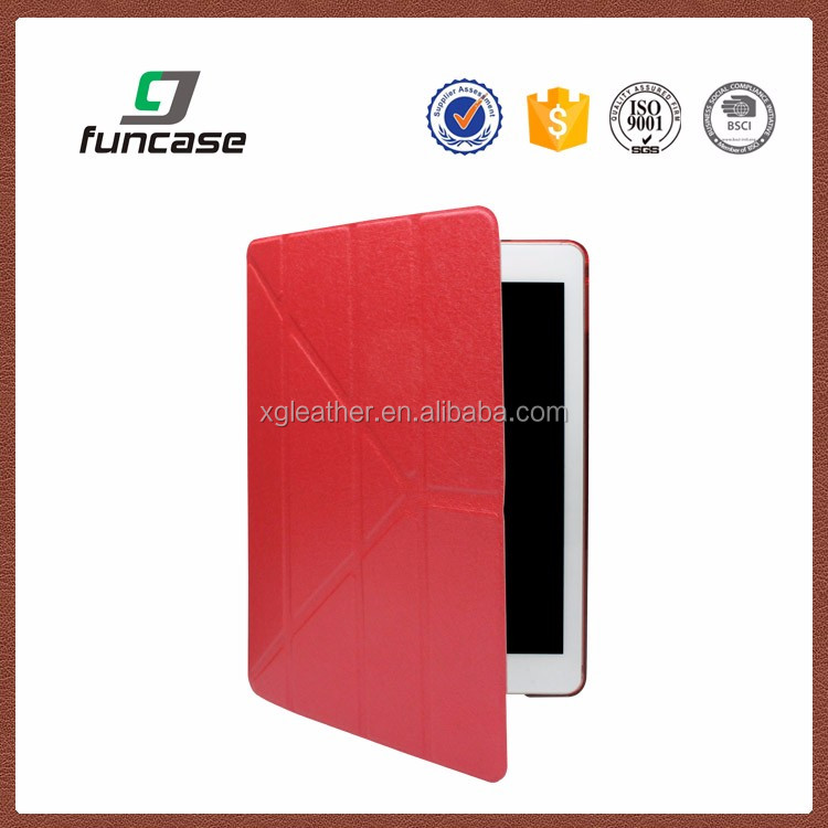 tablet leather case 8.9 inch tablet case tablet silicon cover for ipad