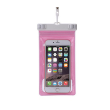 2017 Trending Products Accessories Shockproof PVC Waterproof Phone Bag