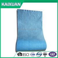 Best quality spunlace nonwoven technical polyester viscose fabric
