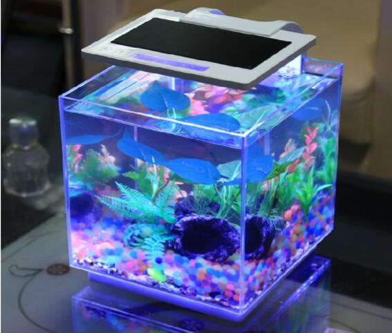 Jellyfish Aquarium New Patent Nano View Fish Tank Aquarium
