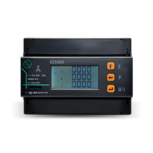 DZS300 three phase smart remote for electric double tariff energy <strong>meter</strong>