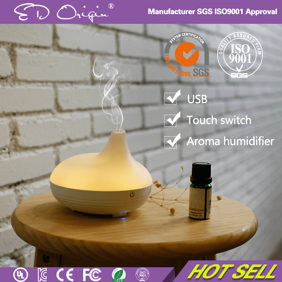 New Electronic Aroma Diffuser Mister USB Gadget Home Appliance For Essential oil set, Fragrance Oil Vaporizer Difuser Lamp